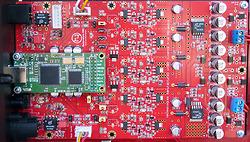 Một hãng Audio ở châu Âu sử dụng board DAC Quang Hào trong sản phẩm DAC