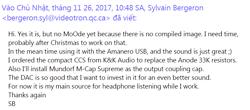 Đánh giá Es9038 Music Server