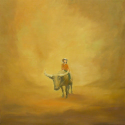'Sắc mùa' đồng quê trong tranh 3 họa sĩ trẻ