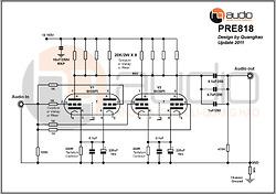 PRE818-III một pre được yêu mến như DAC-END