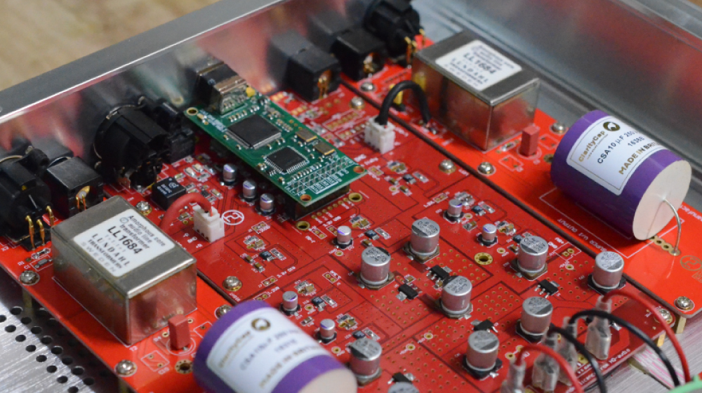 Hq Reference Dac Es9018s