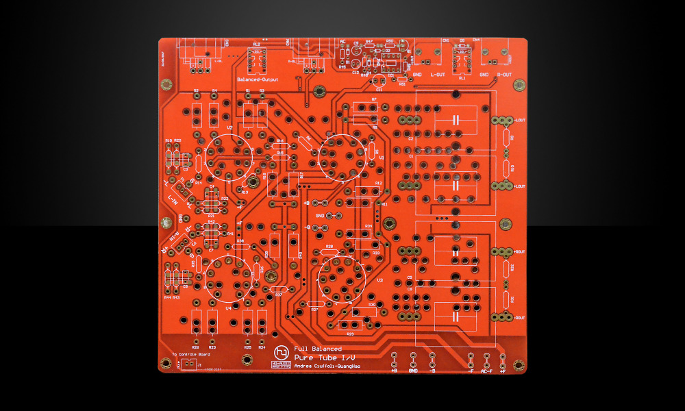 PCB Pure Tube i/V