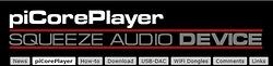 PiCorePlayer setup..