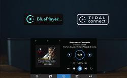 BluePlayer DAC kết nối TIDAL Connect