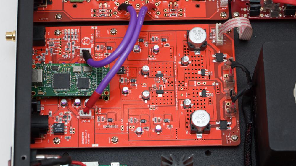 Hq9038 Tube DAC